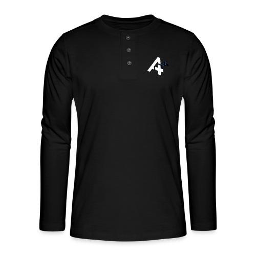 Adust - Henley long-sleeved shirt
