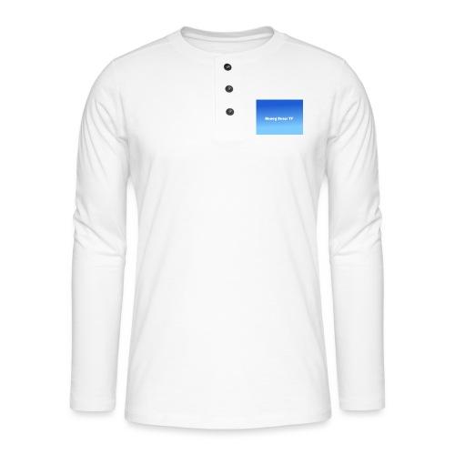 Honey Bears TV Merch - Henley long-sleeved shirt