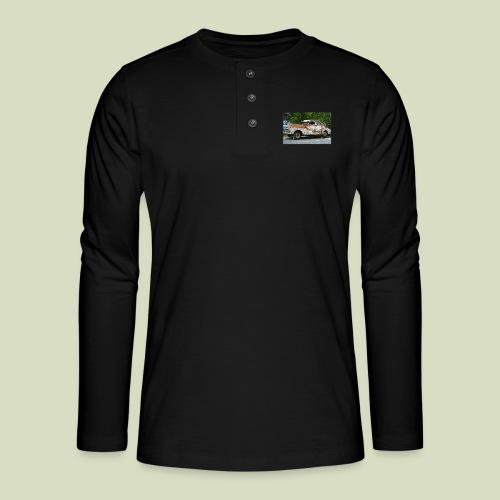 RustyCar - Henley pitkähihainen paita
