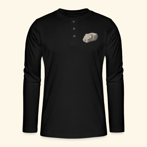 ShoneGames - Henley long-sleeved shirt