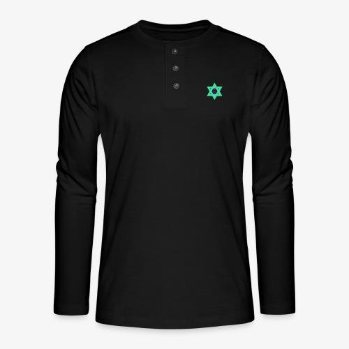 Star eye - Henley long-sleeved shirt