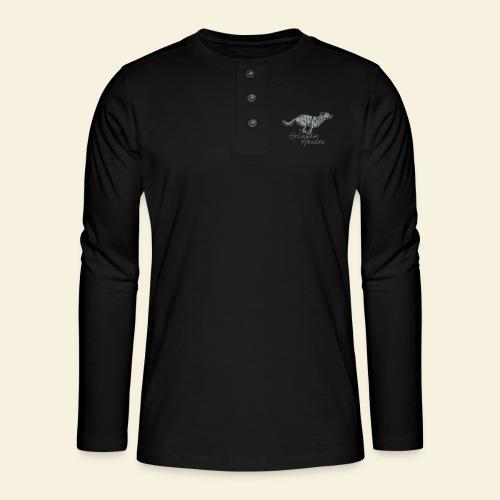 Hollandse Herder - Henley Langarmshirt