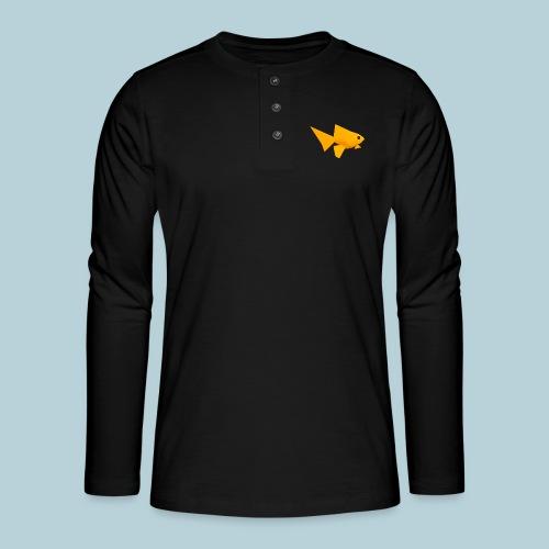 RATWORKS Fish-Smish - Henley long-sleeved shirt