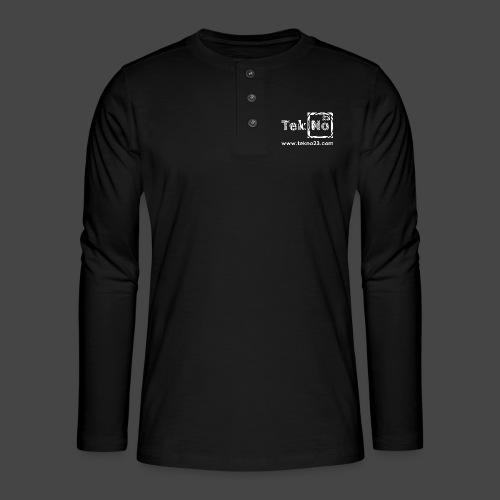 tekno 23 - T-shirt manches longues Henley