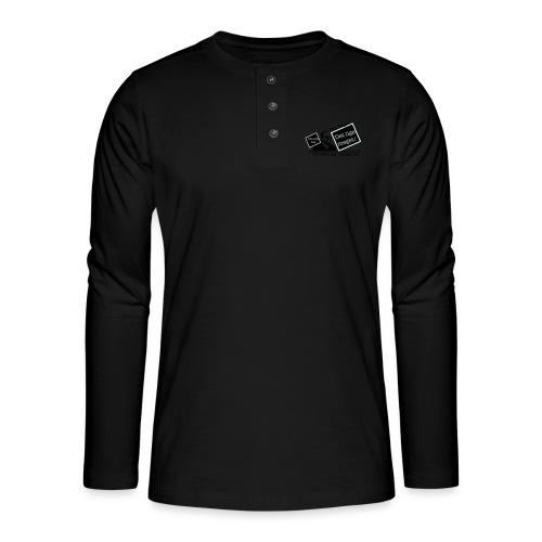 jeppe k epic wall of fame - Henley T-shirt med lange ærmer