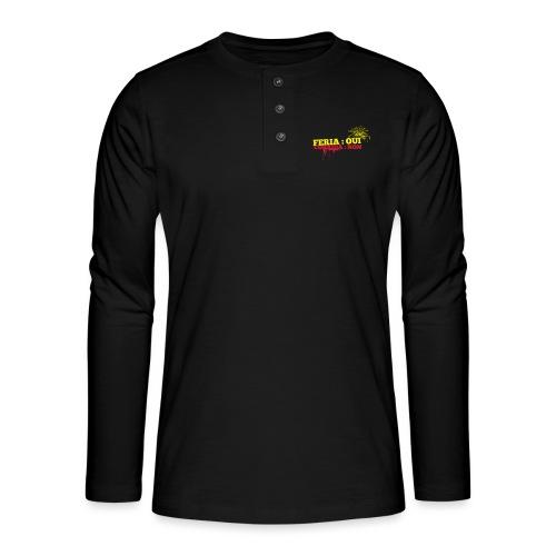 feria - T-shirt manches longues Henley