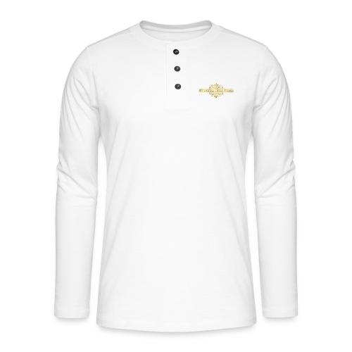 S.A.S. Cap - Henley shirt met lange mouwen