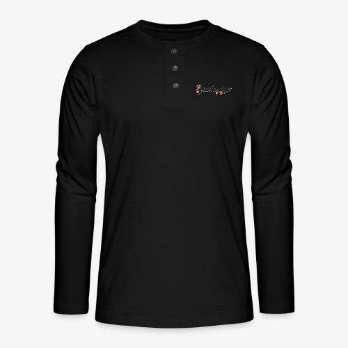 Elallandria logo - Henley long-sleeved shirt