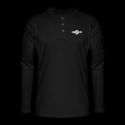 GLITCH SERIES - Henley shirt met lange mouwen