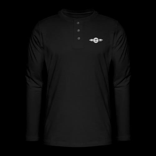 THE ORIGINIAL - Henley shirt met lange mouwen