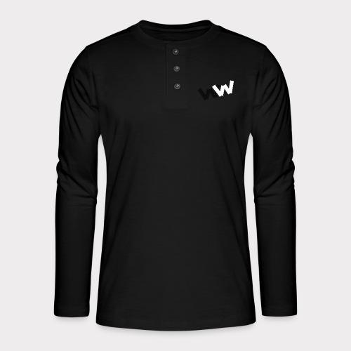 DUO - Henley long-sleeved shirt