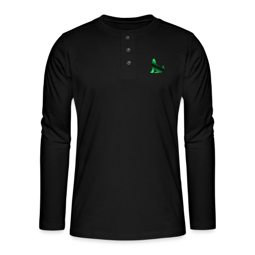 Howler - Henley long-sleeved shirt