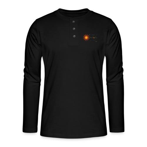 Solar System - Henley long-sleeved shirt