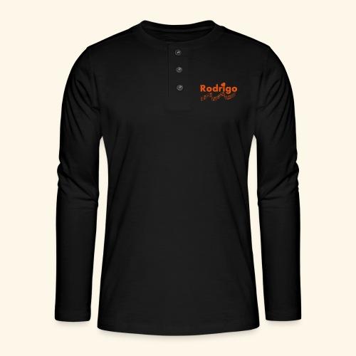 Rodrigo - Henley long-sleeved shirt