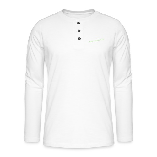 only_sad - Henley long-sleeved shirt