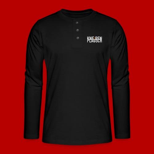 Kneipenplausch Big Edition - Henley Langarmshirt