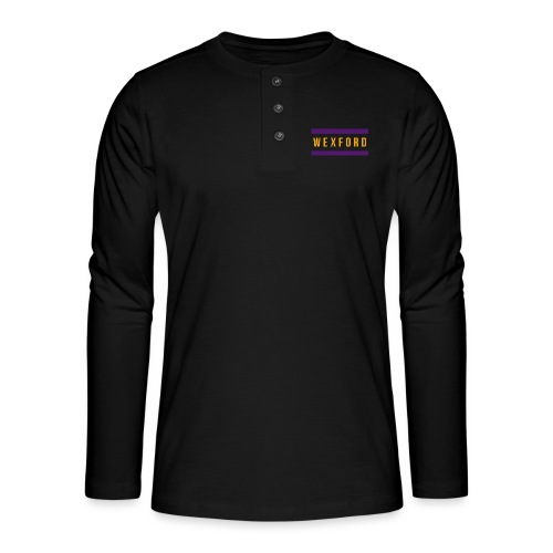 Wexford - Henley long-sleeved shirt