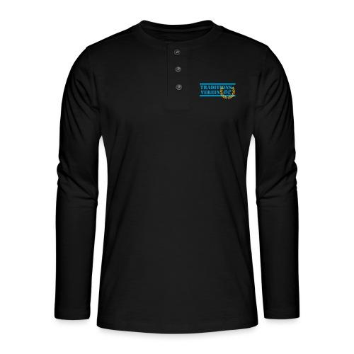 Traditionsverein - Henley Langarmshirt