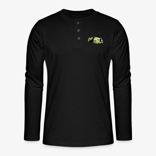 K2 - Henley long-sleeved shirt