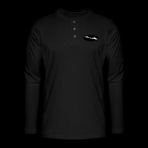 Fledermaus - Henley Langarmshirt