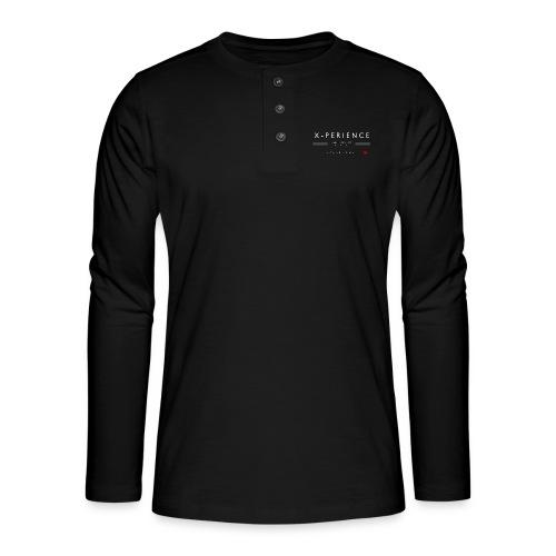 I Feel Like You 555 - limited Edition 2020 - Henley Langarmshirt