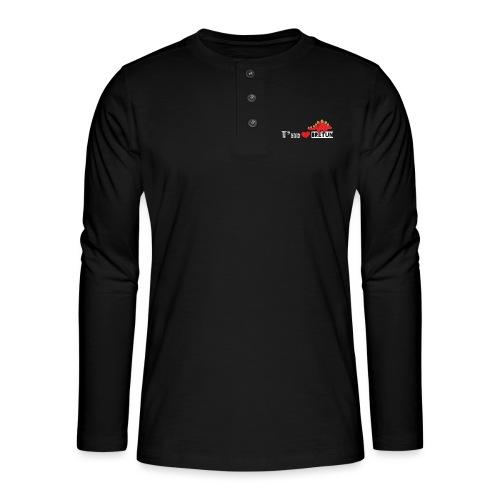 IM CORAZON BRETUN - Camiseta panadera de manga larga Henley