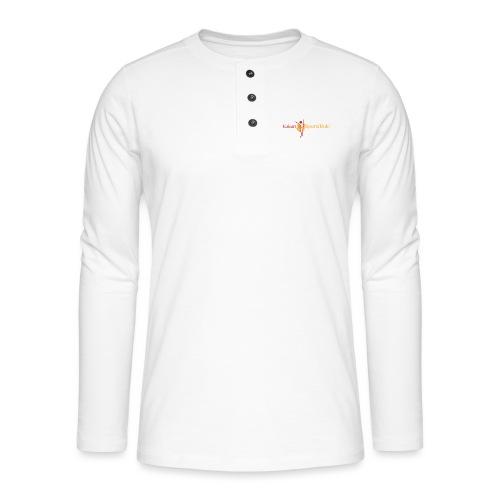 Kaisan Sporttiklubi logo - Henley pitkähihainen paita