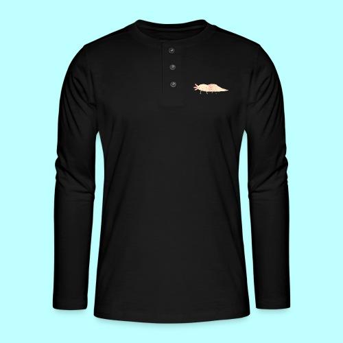 Axolotl - Henley Langarmshirt