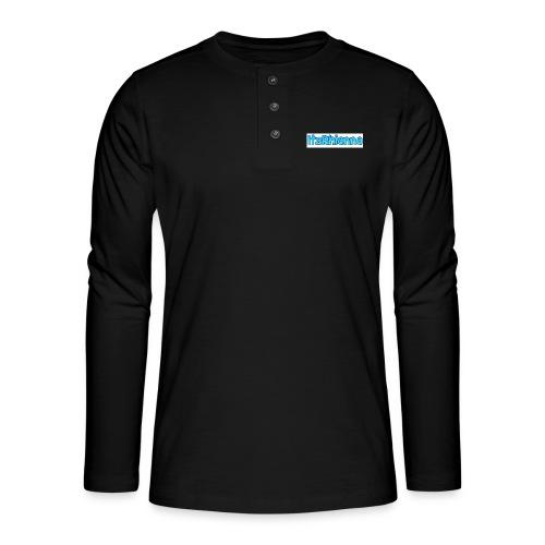 Merch - Henley long-sleeved shirt