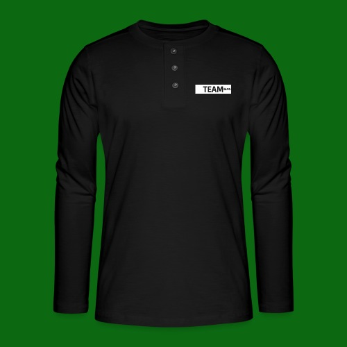 Team Glog - Henley long-sleeved shirt
