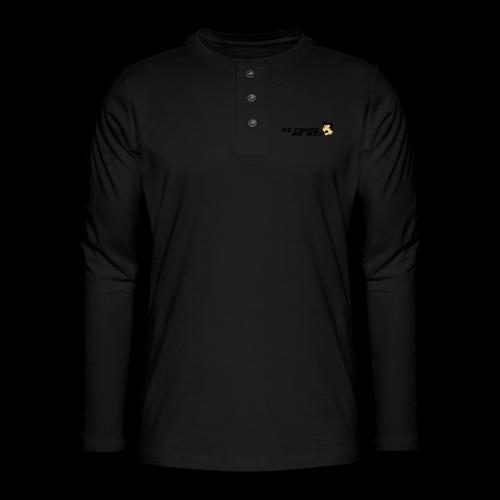nifokkemeemijedit - Henley shirt met lange mouwen