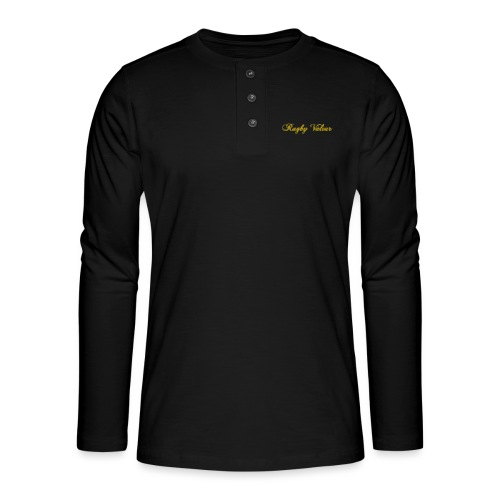 Rugby valeur 🏈 - T-shirt manches longues Henley