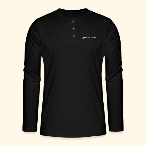 geansai deas - Henley long-sleeved shirt