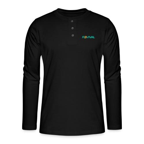 revival - Henley long-sleeved shirt