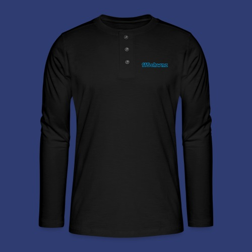 ffschwnz - Henley shirt met lange mouwen