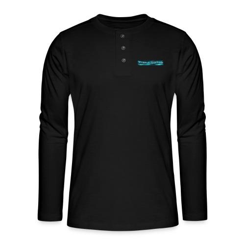 Team kupittaa - Henley pitkähihainen paita