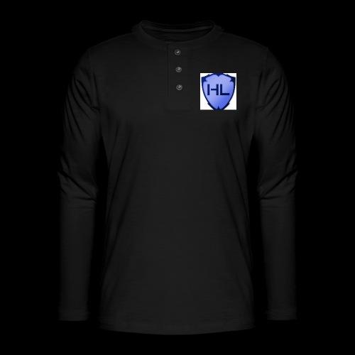 19756505 903842919780553 1198109988004229047 n - Henley T-shirt med lange ærmer