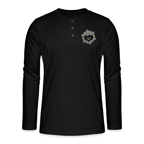 EXO5 cell - Henley long-sleeved shirt