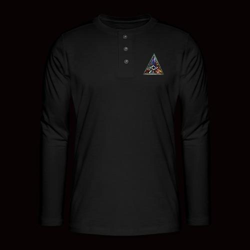 ILLUMINITY - Henley long-sleeved shirt