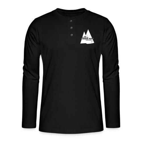 Niet alweer de 'Zwarte piste' discussie - Henley shirt met lange mouwen