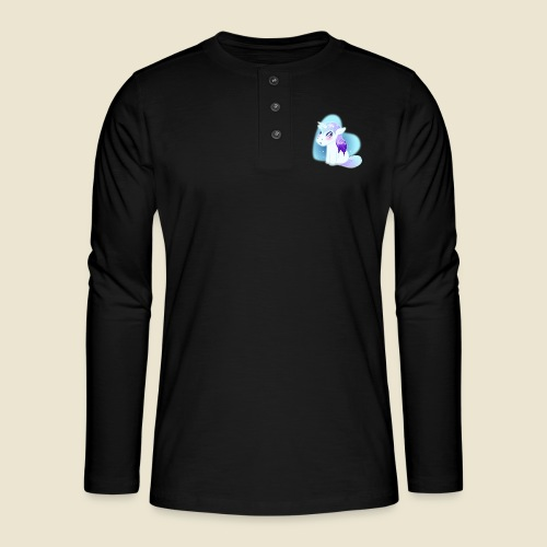 Licorne n°2 - T-shirt manches longues Henley