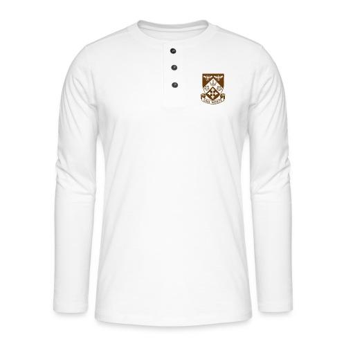 Borough Road College Tee - Henley long-sleeved shirt