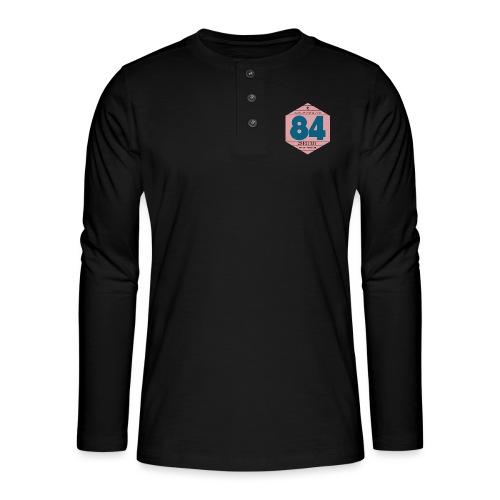 Vignette automobile 1984 - T-shirt manches longues Henley