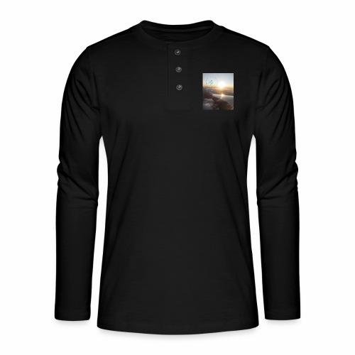 Fly - Henley shirt met lange mouwen