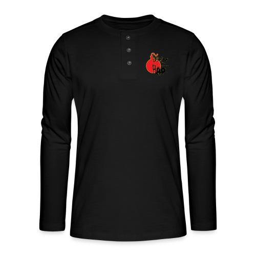Boom Bap - Henley long-sleeved shirt