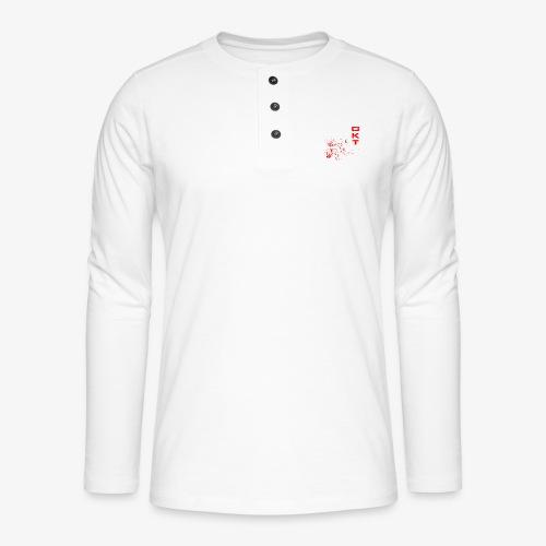 Outkasts Scum OKT Front - Henley long-sleeved shirt