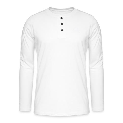 Blockchain - Henley Langarmshirt