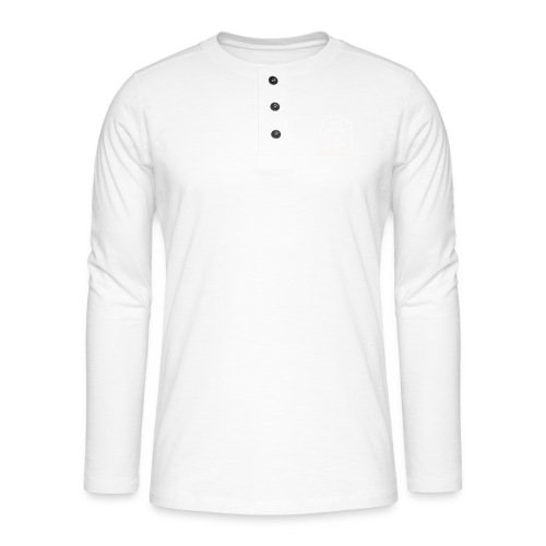 There better be cats - Henley long-sleeved shirt
