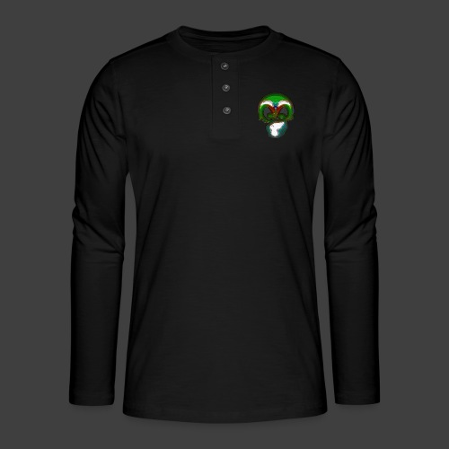That thing - Henley long-sleeved shirt