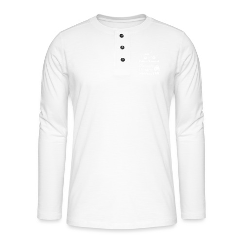 LML Star Owner - Henley long-sleeved shirt
